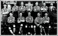 EQUIPOS DE FÚTBOL: NEW BROMPTON en la temporada 1894