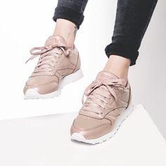 "Sneakers femme - Reebok Classic ""pearlized"" (©43einhalb)"