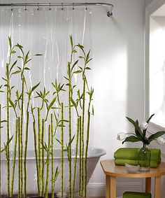 Laural Home X-Ray Leaf Shower Curtain by Laural Home | Bath ...