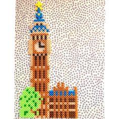 Big Ben hama beads by  alva_novo
