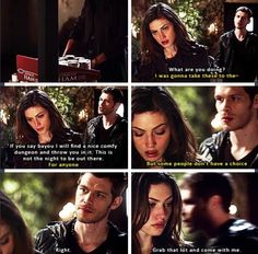 Klaus, your humanity is showing. (And I love it!)