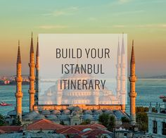 Set your dates, pace and interests, and our Istanbul Travel Guide recommend an itinerary of top attractions organized to reduce traveling around plus a map to help direct you.