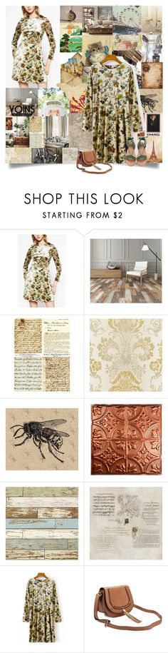 """""""Yoins #70"""" by cheyenne-muter ❤ liked on Polyvore featuring Polaroid and vintage"""