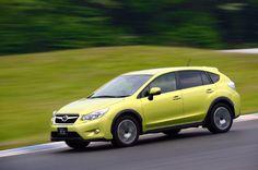 2014 Subaru Crosstrek Hybrid Review