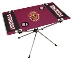 ~LSU Tigers Table Endzone Style~ backorder