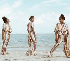 Viva Yemanjah (@vivayemanjah) • Fotos e vídeos do Instagram #matisse #estamparia #slowfashion #estampasexclusivas #camisaria #moda #listras #pantalona Matisse, Second Hand, Foto E Video, Cover Up, Beach, Instagram, Fashion, Stamping, Stripes
