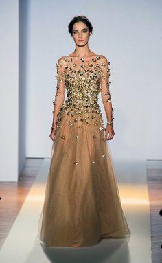 Zuhair Murad. Alta Costura París 2013 Sfilata Di Moda ac14495e9f3