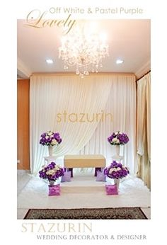 Apa Itu Backdrop : backdrop, Pelamin, Ideas, Wedding, Stage,, Deco,, Decorations