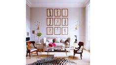 17 Beautifully Feminine Rooms to Get Inspired By via @domainehome