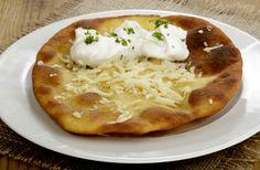Krumplis lángos sütőben sütve | femina.hu