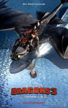 New HTTYD 3 poster