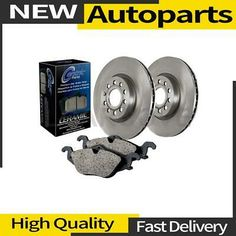 FRONT Semi-Metallic Brake Pads Fits 01-02 Ford Explorer Sport Trac