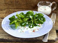 feldsalat-buttermilchdressing  Rezept