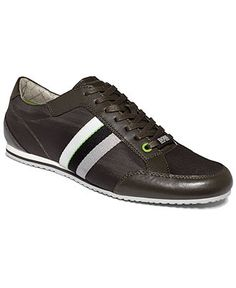 e8d14f7fa9c BOSS Green Victoire Texas Sneakers Men - All Men s Shoes - Macy s