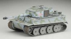 MRC 1/72 Easy Model Tiger I Tank sPzAbt101 Normandy '44
