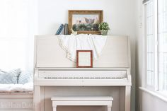This piano used to belong to my grandparents. When we last had it tuned, the piano tuner said it was made in 1903, which made me clap my hands with glee. Somewhere along the line,… View Post
