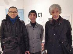 島田虎之介 + つげ忠男 + つげ義春 Jan. 2014 toranosuke SHIMADA + tadao TSUGE+ yoshiharu TSUGE