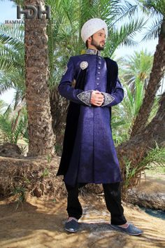 Exquisite Exclusive Men Sherwani Collection for 2014.