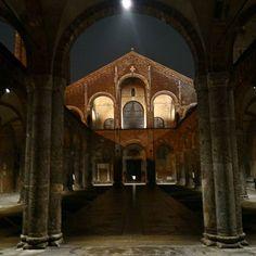 Sant'Ambrogio Church ❤ I love Milano ❤