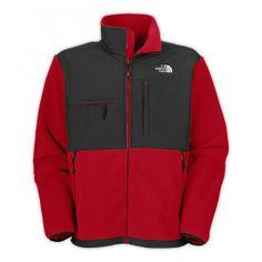 North Face Denali Jackets for Men TNF RED