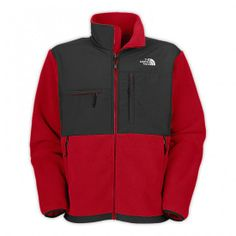 North Face Denali Jackets for Men TNF RED