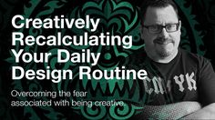 An abridged version of Von Glitschka's TedX talk. Overcoming the fear associated with being creative. Disrupting your daily routine to be more creative. Everyone regardless of their specific field of expertise has the capacity to be creative. Everyone has been creative at one point or...
