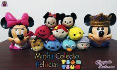 Minha #Coleção de #Pelúcias #TsumTsum . Vem ver mais no blog www.corujinhalulu.com #Disney #Plush #Plushes #Minnie #Mickey #Ariel #Stitch #Perry #Linguado #Sebastião #ToyStory #PhineasAndFerb #SnowWhite #Dunga