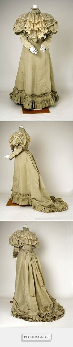 Dress 1891-93 American   The Metropolitan Museum of Art