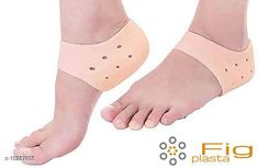 Socks Fig plasta Silicone Gel Heel Pad Socks for Pain Relief for Men and Women (Beige, Free Size) - 1 Pair Fabric: Nylon Multipack: 1 Sizes: Free Size Country of Origin: India Sizes Available: Free Size *Proof of Safe Delivery! Click to know on Safety Standards of Delivery Partners- https://ltl.sh/y_nZrAV3  Catalog Rating: ★4.1 (3307)  Catalog Name: Fashionable Unique Women Socks CatalogID_1866685 C72-SC1086 Code: 211-10287805-