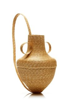 // Rosie Assoulin vase bag