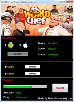 World Chef Hack Android
