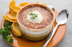 Try this chili recipe with a surprising secret ingredient that adds an earthy flavor. The recipe also has that traditional spicy kick.
