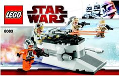 Star Wars - Rebel Trooper Battle Pack [Lego 8083]