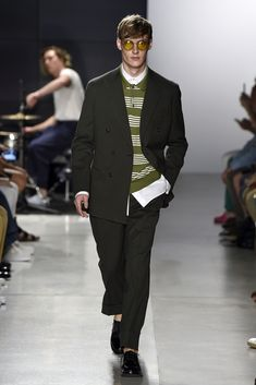 Todd Snyder 2018 Spring Men's Collections.