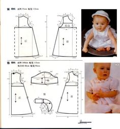 newborn take home outfit Baby Dress Patterns, Baby Clothes Patterns, Sewing Patterns For Kids, Sewing For Kids, Baby Sewing Projects, Little Girl Dresses, Toddler Dress, Kids And Parenting, Baby Knitting