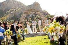 Holland Ranch  Stylish Ranch Wedding