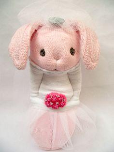 Little Bunny Sockamajig Bride.