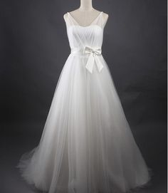vintage style lace sheer wedding gown $182