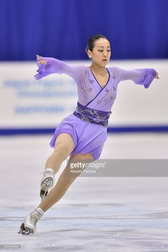 <a gi-track='captionPersonalityLinkClicked' href=/galleries/search?phrase=Mao+Asada&family=editorial&specificpeople=247229 ng-click='$event.stopPropagation()'>Mao Asada</a> of Japan competes in the Ladies free skating during the day three of the 2015 Japan Figure Skating Championships at the Makomanai Ice Arena on December 27, 2015 in Sapporo, Japan.