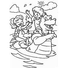 Top 25 Free Printable Dragon Tales