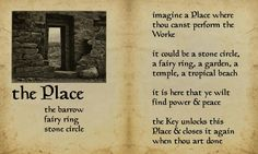 """Book of Shadows:  """"Book of Shadows 13 Page 5,"""" by Sandgroan, at deviantART."""