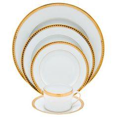 Bernardaud - Athena Gold