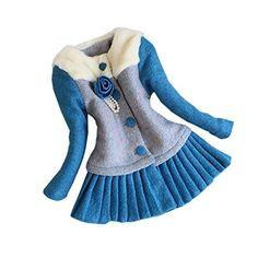 Kids Toddler Woolen Coat spring Fur Collar Models Children Jackets (6(3/4Y), blue) Chinaface http://www.amazon.com/dp/B00RCPKC4U/ref=cm_sw_r_pi_dp_V3dqvb0FJ9JK9