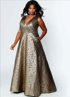 ce3691aafd86 Deb Dresses, Plus Size Prom Dresses, Big Girl Fashion, Evening Gowns,  Evening