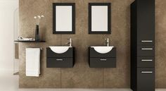 Wall-Mounted vs. Free-standing Vanities: Which is Right For You? - Hometone