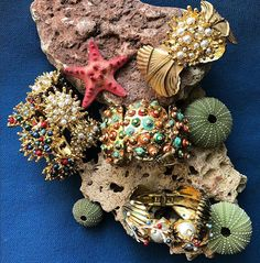 Jewelry inspired from the sea life. Ideal for your summer vacantion ! Perfect summer jewelry ! ♥️ Summer holiday inspiration #triaalfa #swarovski #jewelry #custommade #beach