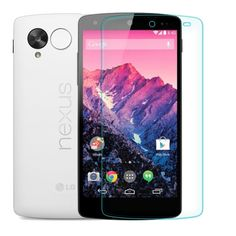 0.3mm Tempered Glass for LG Nexus 5 Arc Edge 9H Hard 2.5d High Transparent with Clean Tools