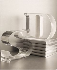 Booklicious: Roundup: Typographic Bookends