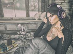 Drowning out the Noise #secondlife #sl