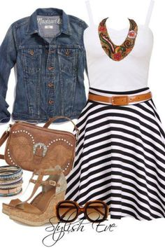 Nice casual outfit for a night out with the girls a date or casual Fridays at work or whenever